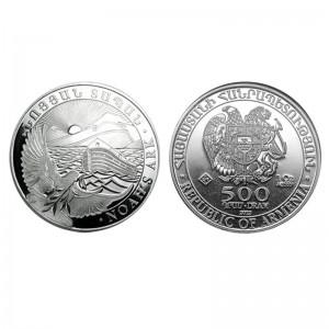 2012諾亞方舟銀幣1盎司