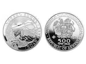 2015諾亞方舟銀幣1盎司