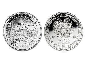 2016諾亞方舟銀幣1盎司