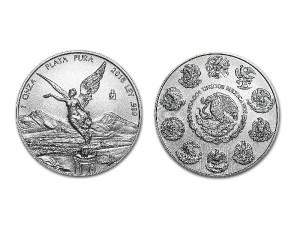 2018墨西哥獨立天使銀幣1盎司