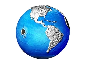 2022巴貝多隕石危機銀幣1盎司