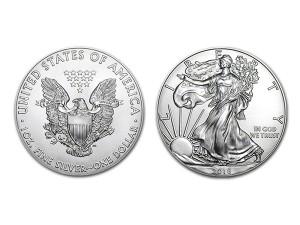 2018美國鷹揚銀幣1盎司