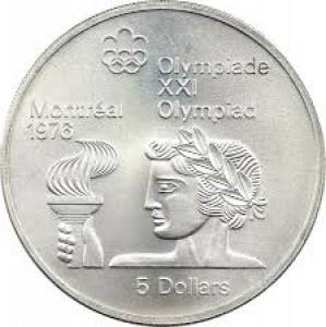1974加拿大夏季奧運珍藏幣