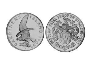 1965美國加德那斯島珍藏幣