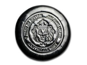 Scottsdale獅王銀章5盎司(澆鑄版)