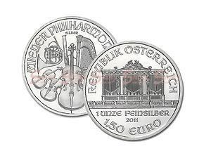 2011維也納愛樂銀幣1盎司
