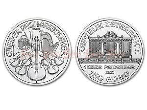 2013維也納愛樂銀幣1盎司