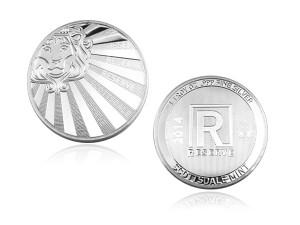 Scottsdale Reserve獅王精裝銀幣1盎司