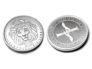 Scottsdale獅王銀幣1盎司