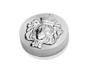 Scottsdale超高浮雕銀幣100公克