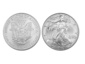 2006美國鷹揚銀幣1盎司