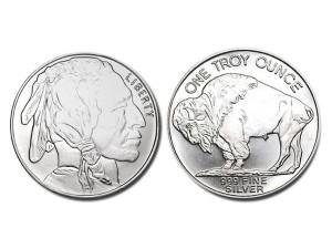 美國水牛銀幣1盎司