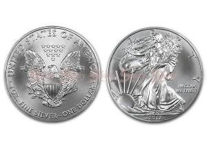 2012美國鷹揚銀幣1盎司