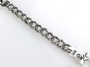個性銀手鍊NO.2