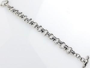 個性銀手鍊NO.1