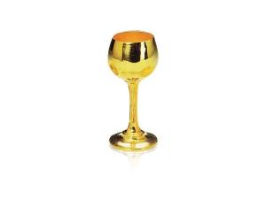 金製餐具-高腳杯