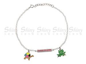 烏龜與蛙銀手錬