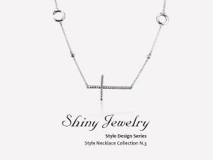 幸福十字架   純銀項鍊