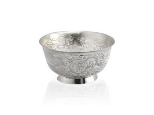 純銀餐具-小碗