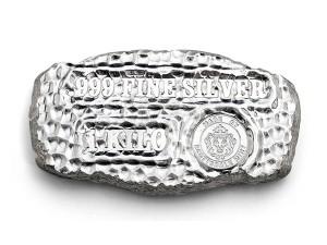 Scottsdale Tombstone 銀塊1公斤