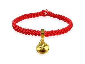 編織手環+黃金串飾-福餘包