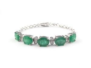 祖母綠手環