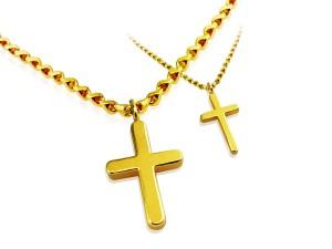 訂製黃金對鍊
