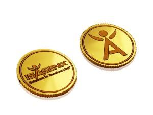 企業訂製金幣