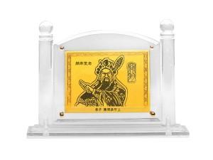 黃金神像立牌