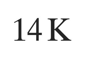 14K金收購