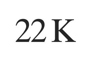 22K金收購(台錢)