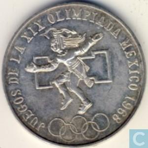 1968墨西哥夏季奧運珍藏幣