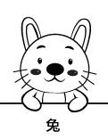 十二生肖 | 兔 | Rabbit
