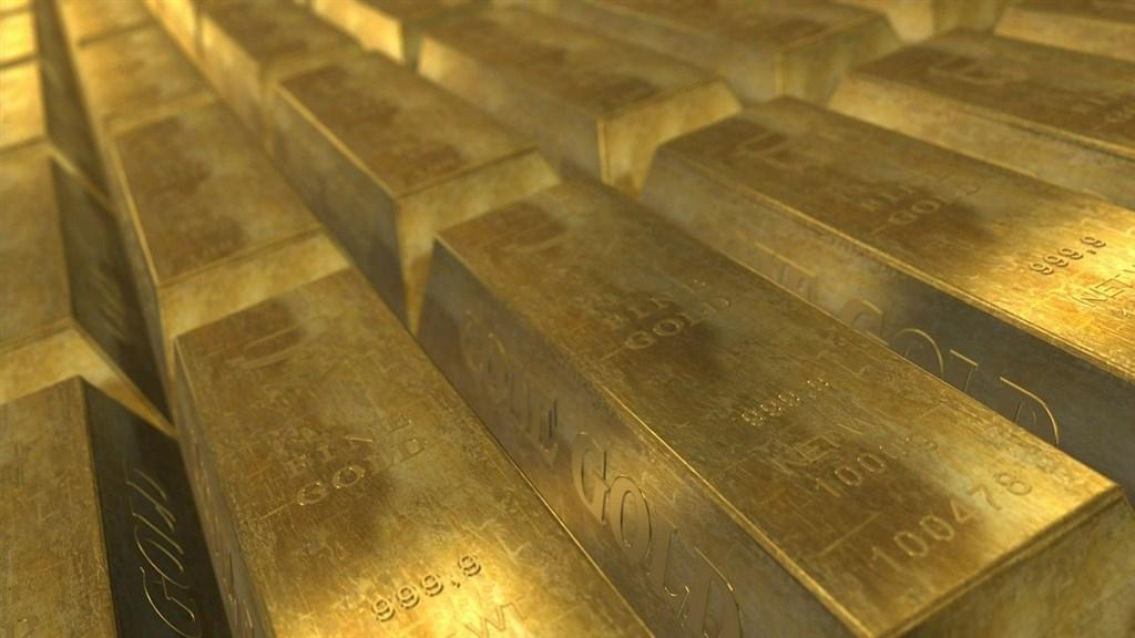國際黃金價格漲破每盎司1800美元
