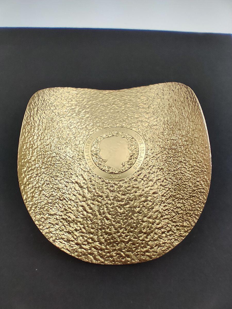 2019庫克群島投資型洋芋片銀幣0.5盎司-2020收藏銀幣-Shiny黃金白銀交易所